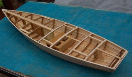 Racing RC Boats, a Much Cheaper Alternative