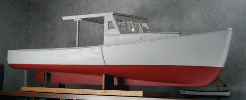 ... 1996, Haven't you always wanted to build model boats and model ships